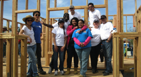 Hyundai teams with Habitat for Humanity