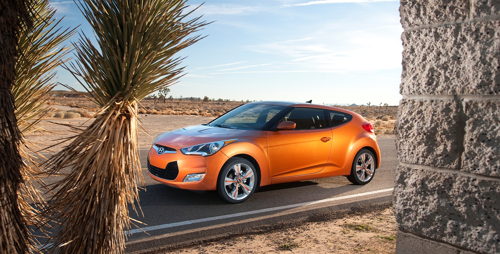 2013 Hyundai Veloster - All kinds'a cool.