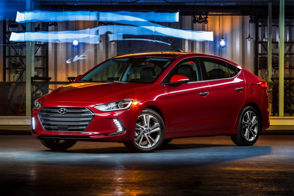 Experience Total Freedom in an All-New Elantra